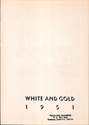 Page 5, 1951 Edition, Siskiyou Union High School - White and Gold Yearbook (Weed, CA) online yearbook collection