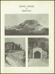 Page 11, 1952 Edition, Siskiyou Union High School - White and Gold Yearbook (Weed, CA) online yearbook collection