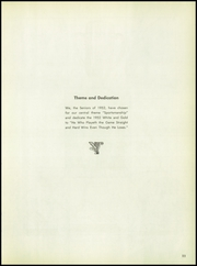 Page 15, 1952 Edition, Siskiyou Union High School - White and Gold Yearbook (Weed, CA) online yearbook collection
