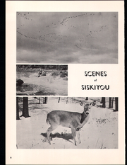 Page 12, 1953 Edition, Siskiyou Union High School - White and Gold Yearbook (Weed, CA) online yearbook collection