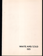 Page 5, 1953 Edition, Siskiyou Union High School - White and Gold Yearbook (Weed, CA) online yearbook collection
