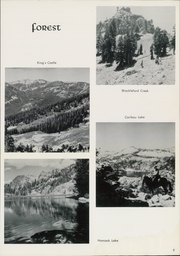 Page 13, 1963 Edition, Siskiyou Union High School - White and Gold Yearbook (Weed, CA) online yearbook collection