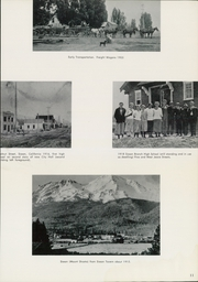 Page 15, 1963 Edition, Siskiyou Union High School - White and Gold Yearbook (Weed, CA) online yearbook collection