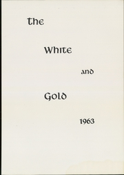 Page 5, 1963 Edition, Siskiyou Union High School - White and Gold Yearbook (Weed, CA) online yearbook collection
