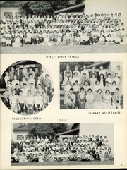 Page 13, 1957 Edition, Thomas Starr King Middle School - Echoes Yearbook (Los Angeles, CA) online yearbook collection