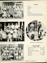 Page 17, 1957 Edition, Thomas Starr King Middle School - Echoes Yearbook (Los Angeles, CA) online yearbook collection