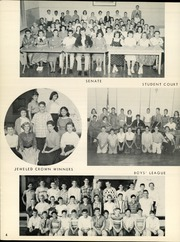Page 6, 1957 Edition, Thomas Starr King Middle School - Echoes Yearbook (Los Angeles, CA) online yearbook collection