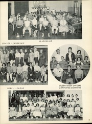 Page 7, 1957 Edition, Thomas Starr King Middle School - Echoes Yearbook (Los Angeles, CA) online yearbook collection
