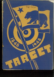 Page 1, 1948 Edition, Willard Middle School - Target Yearbook (Berkeley, CA) online yearbook collection