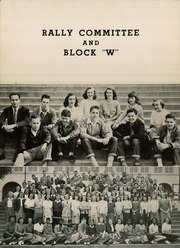 Page 16, 1948 Edition, Willard Middle School - Target Yearbook (Berkeley, CA) online yearbook collection