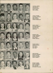 Page 7, 1948 Edition, Willard Middle School - Target Yearbook (Berkeley, CA) online yearbook collection