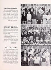 Page 5, 1950 Edition, Willard Middle School - Target Yearbook (Berkeley, CA) online yearbook collection