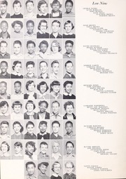 Page 12, 1955 Edition, Willard Middle School - Target Yearbook (Berkeley, CA) online yearbook collection