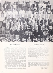 Page 16, 1955 Edition, Willard Middle School - Target Yearbook (Berkeley, CA) online yearbook collection