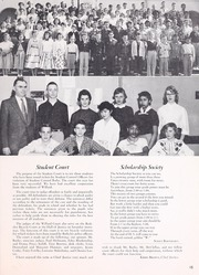 Page 17, 1955 Edition, Willard Middle School - Target Yearbook (Berkeley, CA) online yearbook collection