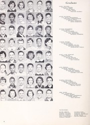 Page 8, 1955 Edition, Willard Middle School - Target Yearbook (Berkeley, CA) online yearbook collection