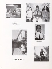 Page 14, 1974 Edition, Willard Middle School - Target Yearbook (Berkeley, CA) online yearbook collection