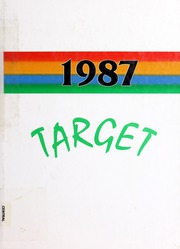 1987 Edition, Willard Middle School - Target Yearbook (Berkeley, CA)