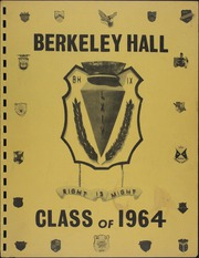 1964 Edition, Berkeley Hall School - Yearbook (Beverly Hills, CA)