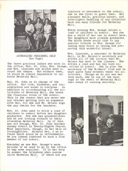 Page 9, 1965 Edition, Berkeley Hall School - Yearbook (Beverly Hills, CA) online yearbook collection