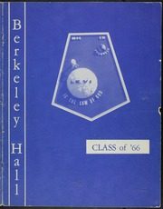 1966 Edition, Berkeley Hall School - Yearbook (Beverly Hills, CA)