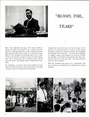 Page 8, 1966 Edition, Berkeley Hall School - Yearbook (Beverly Hills, CA) online yearbook collection