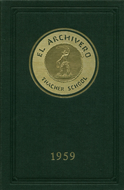 1959 Edition, Thatcher School - El Archivero Yearbook (Ojai, CA)