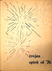 1976 Edition, Oak Junior High School - Trojan Yearbook (Los Alamitos, CA)