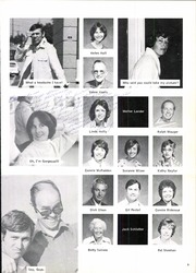 Page 13, 1976 Edition, Oak Junior High School - Trojan Yearbook (Los Alamitos, CA) online yearbook collection