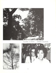 Page 7, 1970 Edition, Notre Dame De Namur University - Prisms Yearbook (Belmont, CA) online yearbook collection