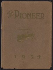 Page 1, 1924 Edition, Sacramento City College - Pioneer Yearbook (Sacramento, CA) online yearbook collection