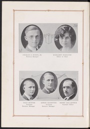 Page 8, 1924 Edition, Sacramento City College - Pioneer Yearbook (Sacramento, CA) online yearbook collection