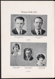 Page 14, 1925 Edition, Sacramento City College - Pioneer Yearbook (Sacramento, CA) online yearbook collection