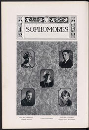 Page 16, 1926 Edition, Sacramento City College - Pioneer Yearbook (Sacramento, CA) online yearbook collection