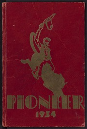 Sacramento City College - Pioneer Yearbook (Sacramento, CA) online yearbook collection, 1934 Edition, Page 1