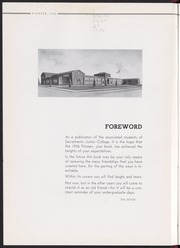 Page 8, 1936 Edition, Sacramento City College - Pioneer Yearbook (Sacramento, CA) online yearbook collection