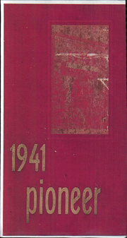 1941 Edition, Sacramento City College - Pioneer Yearbook (Sacramento, CA)