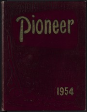 1954 Edition, Sacramento City College - Pioneer Yearbook (Sacramento, CA)