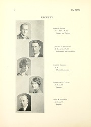 Page 14, 1931 Edition, Santa Monica College - Spin Drift Yearbook (Santa Monica, CA) online yearbook collection