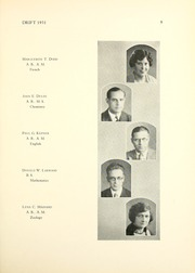 Page 15, 1931 Edition, Santa Monica College - Spin Drift Yearbook (Santa Monica, CA) online yearbook collection