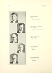 Page 16, 1931 Edition, Santa Monica College - Spin Drift Yearbook (Santa Monica, CA) online yearbook collection