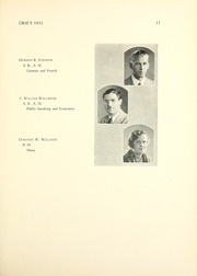 Page 17, 1931 Edition, Santa Monica College - Spin Drift Yearbook (Santa Monica, CA) online yearbook collection