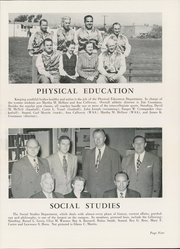 Page 13, 1951 Edition, Santa Monica College - Spin Drift Yearbook (Santa Monica, CA) online yearbook collection