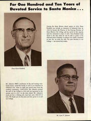 Page 6, 1963 Edition, Santa Monica College - Spin Drift Yearbook (Santa Monica, CA) online yearbook collection
