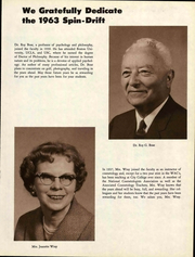 Page 7, 1963 Edition, Santa Monica College - Spin Drift Yearbook (Santa Monica, CA) online yearbook collection