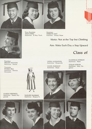 Page 8, 1958 Edition, Fresno Union Academy - El Portal Yearbook (Fresno, CA) online yearbook collection