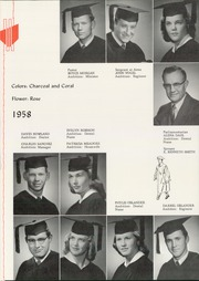 Page 9, 1958 Edition, Fresno Union Academy - El Portal Yearbook (Fresno, CA) online yearbook collection