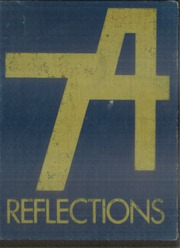 1974 Edition, Wilshire Junior High School - Reflections Yearbook (Fullerton, CA)
