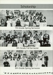 Page 14, 1987 Edition, Hoover Middle School - Highlander Yearbook (Lakewood, CA) online yearbook collection