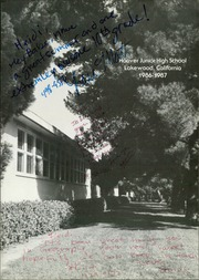 Page 5, 1987 Edition, Hoover Middle School - Highlander Yearbook (Lakewood, CA) online yearbook collection